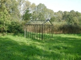 Greenhouses for germination